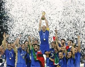 Italia - Campioni del Mondo